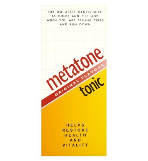 Metatone Original Flavour Tonic 300ml