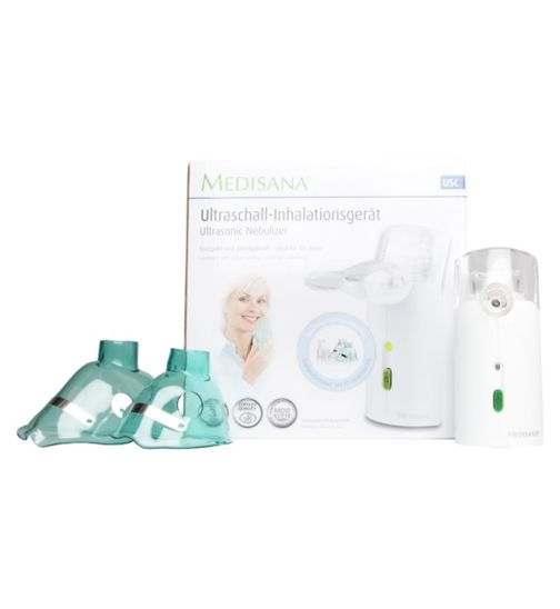 Medisana Ultrasonic Nebulizer