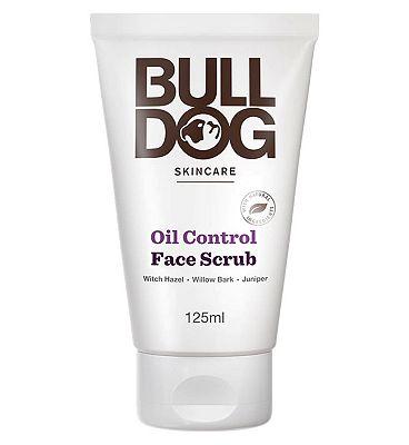 Bulldog Oil Control Face Scrub 125ml
