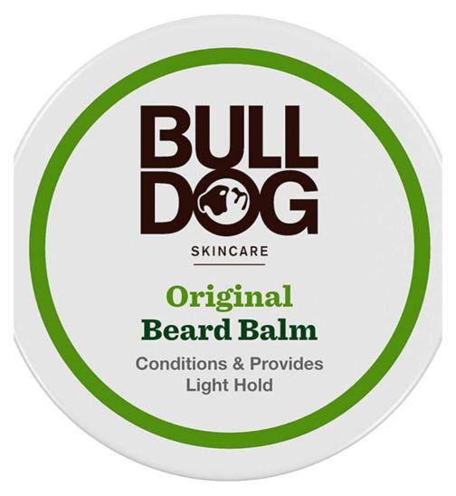 Bulldog Original Beard Balm 50g