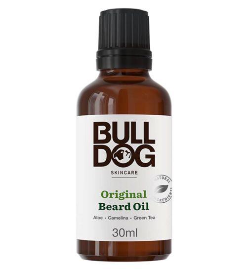 Bulldog Original Beard Oil 30ml Boots