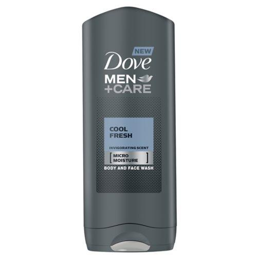 Dove Men+Care Cool Fresh Shower Gel 250ml