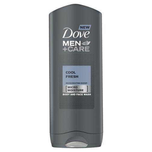 Dove Men+Care Cool Fresh Shower Gel 400ml