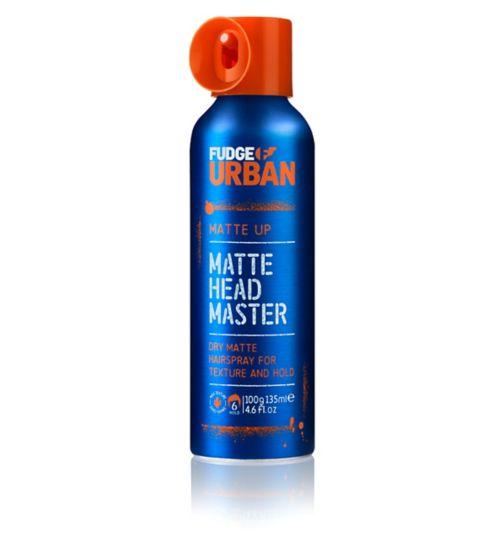 Fudge Urban Matte Head Master 100g