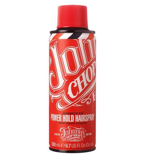 Johnny's Chop Shop Johnny's Fix Hairspray 200ml