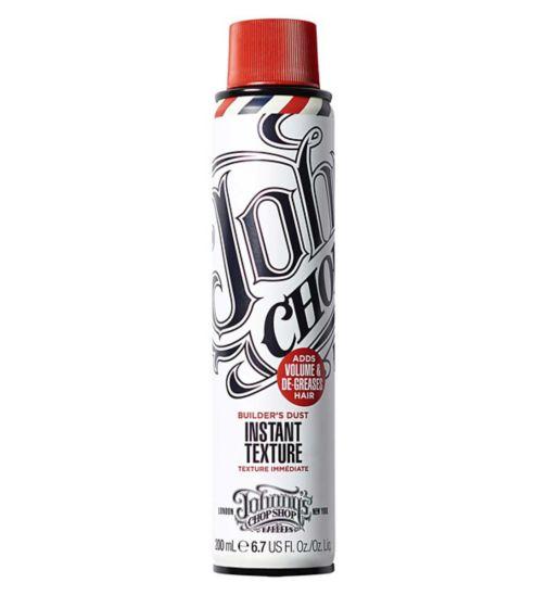 Johnny's Chop Shop Hobo Hair Dry Shampoo 200ml