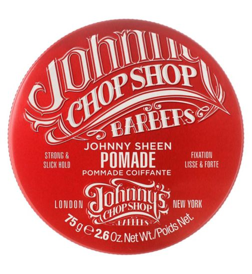 Johnny's Chop Shop Hair Pomade 75g