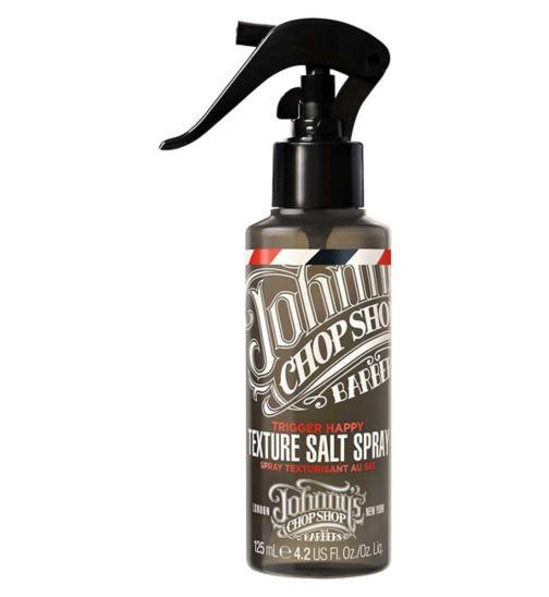Johnny's Chop Shop Trigger Happy Texturising Spray 125ml