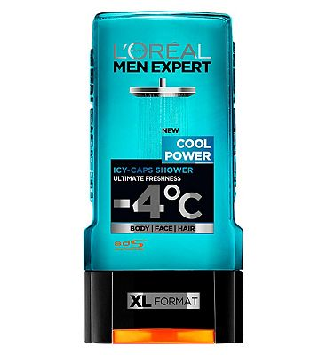 LOreal Men Expert Cool Power Shower Gel 300ml