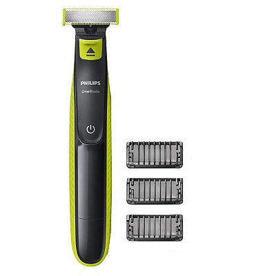 Image of Philips OneBlade QP2520 Hybrid Trimmer