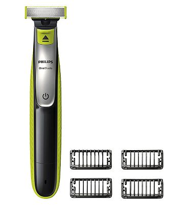 Image of Philips OneBlade QP2530 Hybrid Trimmer