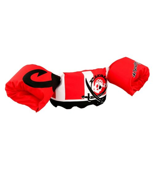 Puddle Jumper Swimming Aid Red Pirate