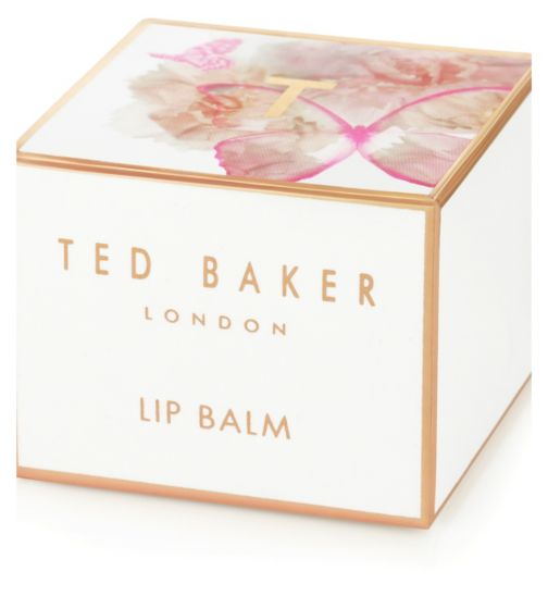 Ted Baker White Lip Balm 7g
