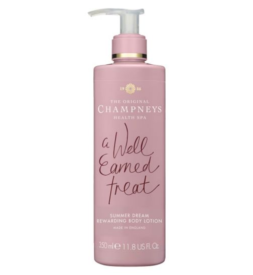 Champneys Summer Dream Rewarding Body Lotion 350ml