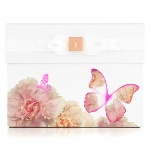 Ted Baker White Hat Box