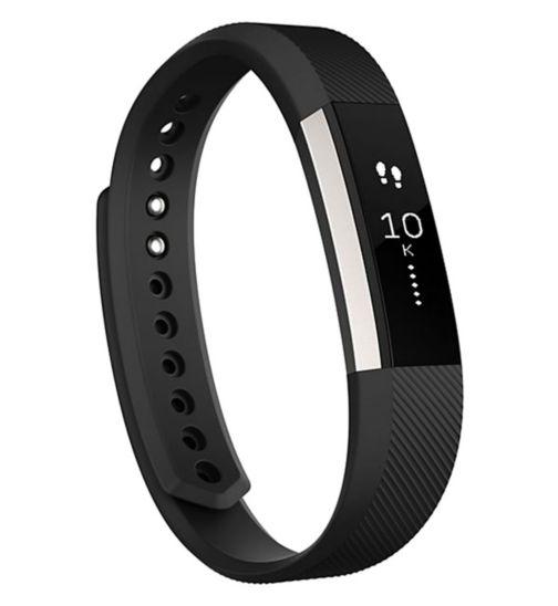Fitbit Alta Fitness Wristband - Black (Large)