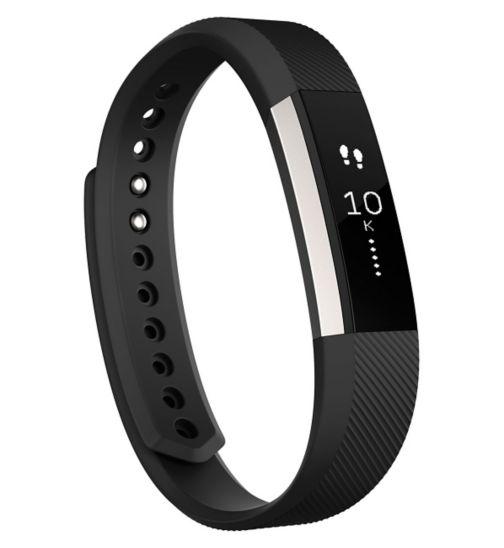 Fitbit Alta Fitness Wristband - Black (X Large)