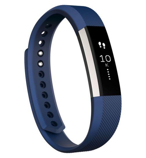 Fitbit Alta Fitness Wristband - Blue (Small)
