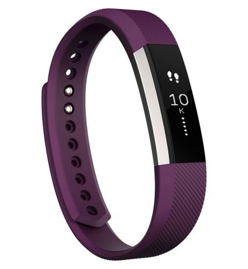 Fitbit Alta Fitness Wristband - Plum (Small)