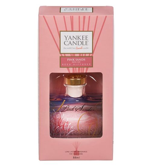 Yankee Candle Reed Diffuser Pink Sands 88ml