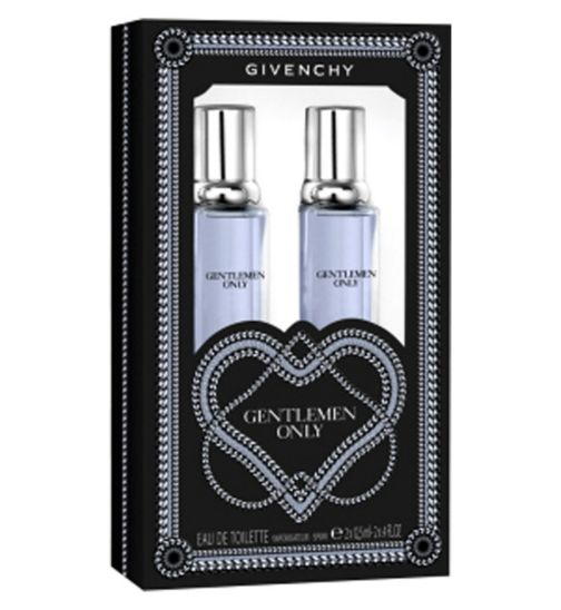 Gentlemen Only Eau de Toilette Travel Spray Set