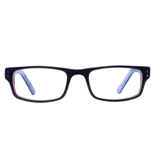 England Kid's Blue Defender Glasses £10.00 with NHS voucher