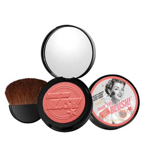 Soap & Glory Made You Blush Velvety-Smooth Cheek Colour