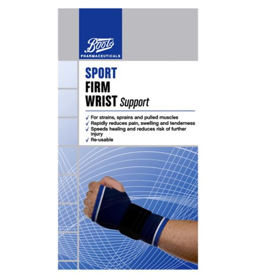 Boots Sport Firm Wrist Support - Medium