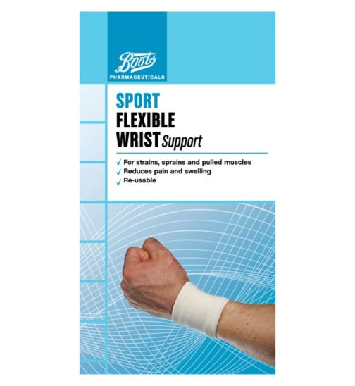 Boots Sport Flexible Wrist Support - Medium