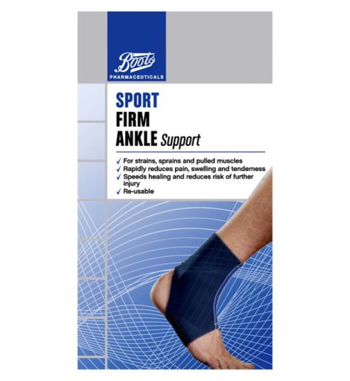 Boots Sport Firm Ankle Support - Small