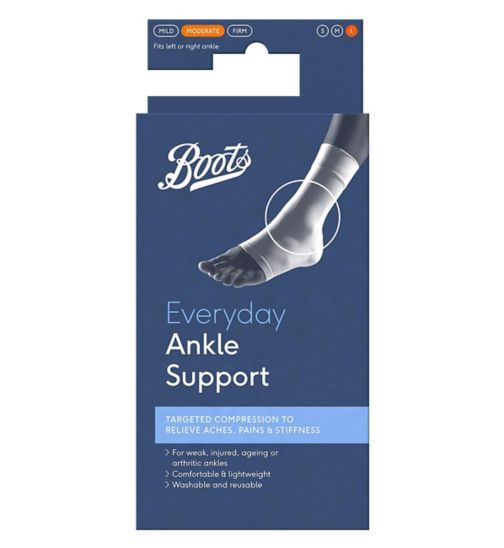 Boots Everyday Ankle Support - Large