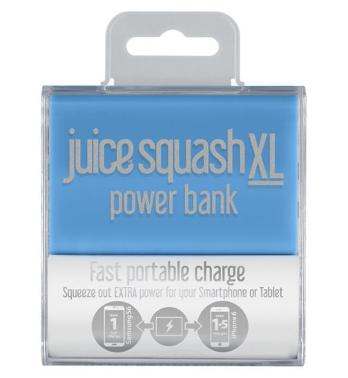 Juice Squash XL Power -Aqua
