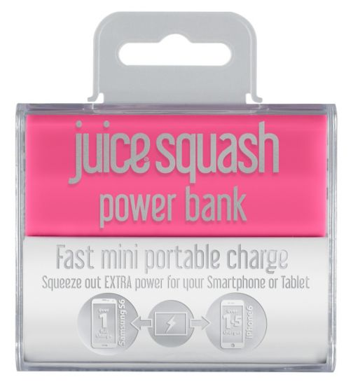 Juice Squash Mini Power Pink