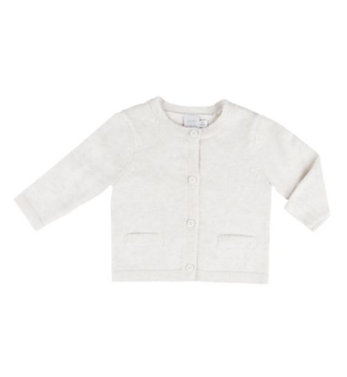 Mini Club Baby Girls Cardigan Cream