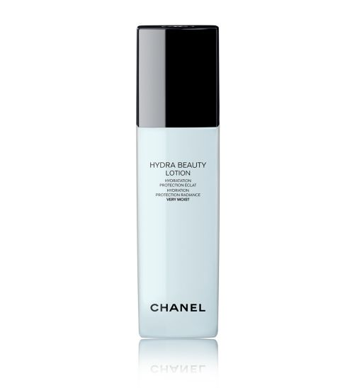 CHANEL HYDRA BEAUTY LOTION Very Moist Hydration Protection Radiance Pump Bottle 150ml