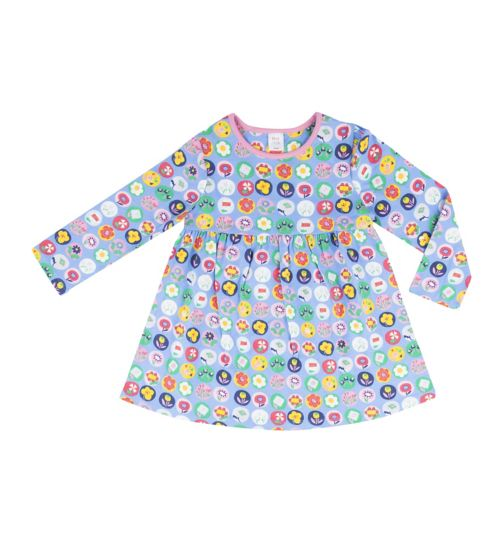 Mini Club Girls Circle Flower Tunic