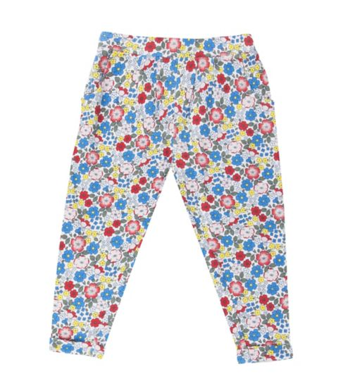 Mini Club Girls Floral Trouser