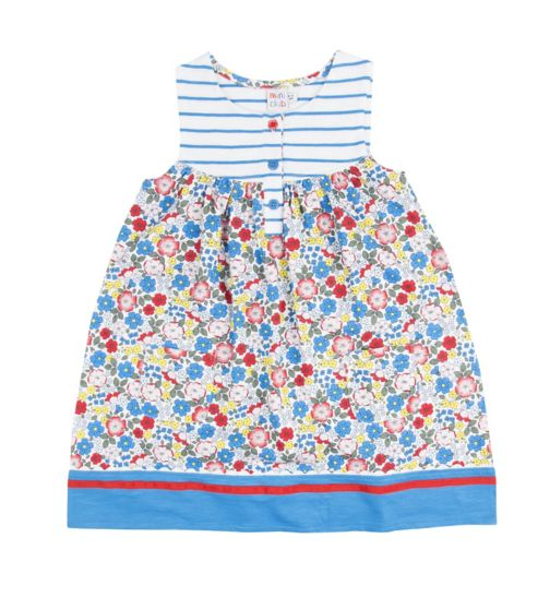 Mini Club Girls Floral Dress