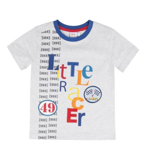 Mini Club Boys Racer Tee