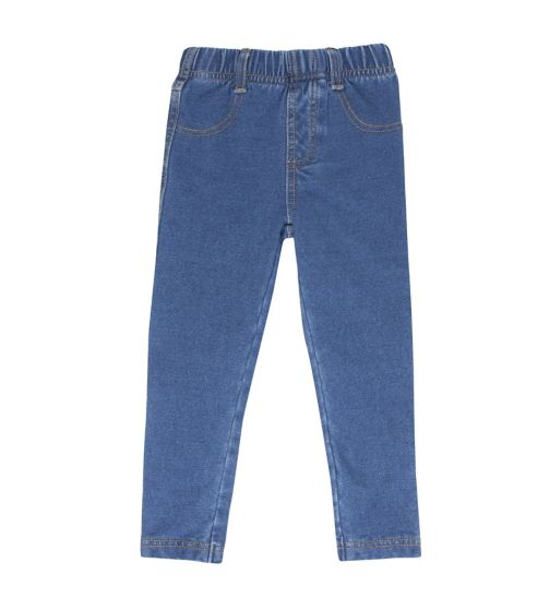 Mini Club Girls Jegging Blue