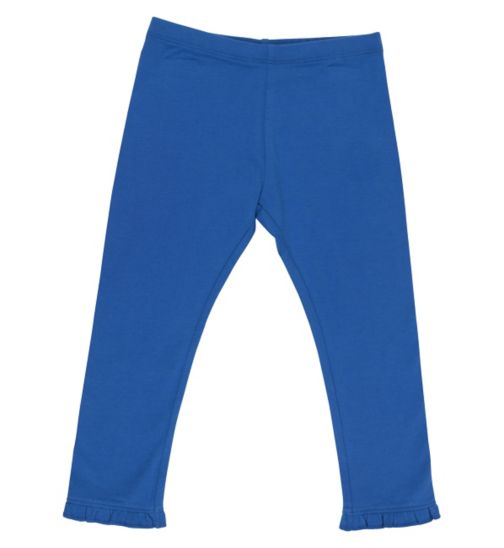 Mini Club Girls Leggings Blue