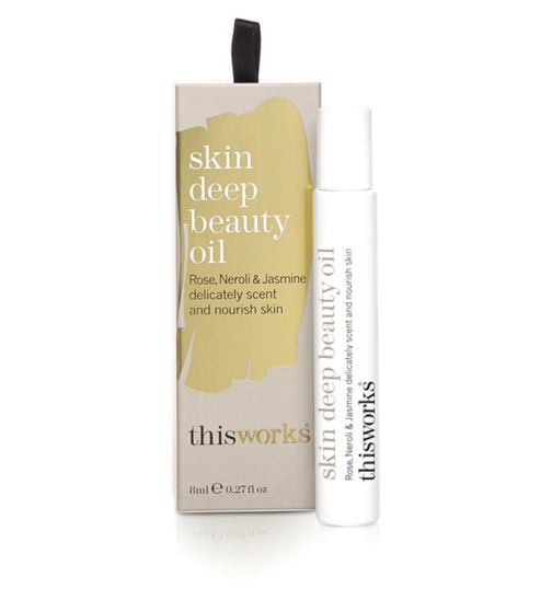 this works skin deep beauty oil 8ml