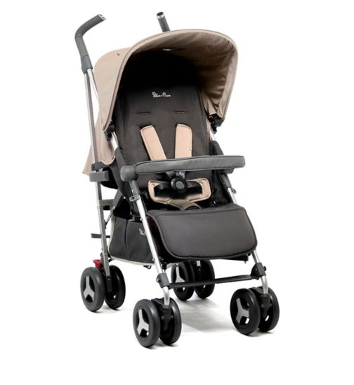 Silver Cross Reflex Pushchair - Sand