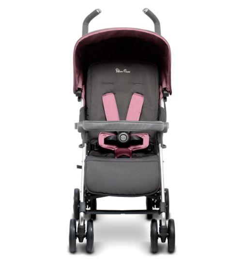 Silver Cross Reflex Pushchair - Vintage Pink