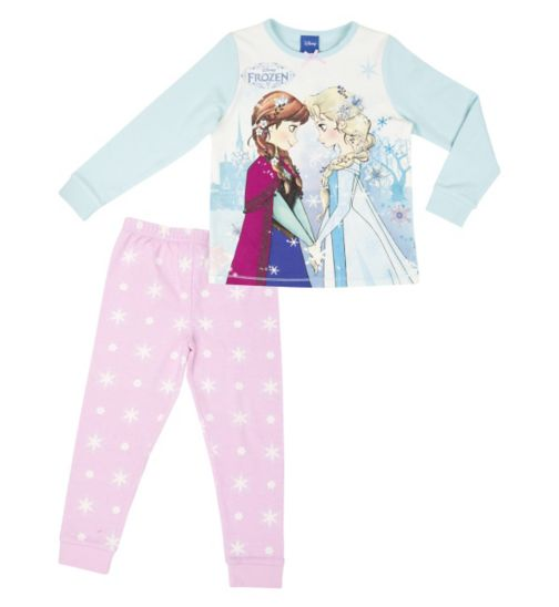 Mini Club Girls Frozen Pyjamas