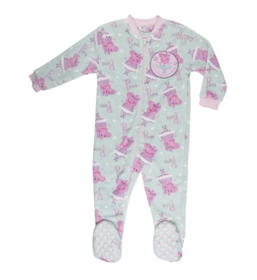 Mini Club Girls Walk in Sleeper Peppa Pig Pink