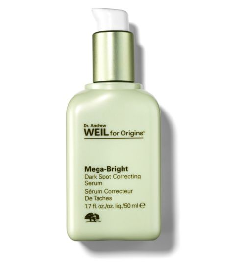Origins Dr. Andrew Weil for Origins Mega-Bright Dark spot correcting serum 50ml