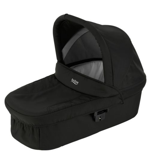 Britax Romer Hard Carry Cot - Cosmos Black