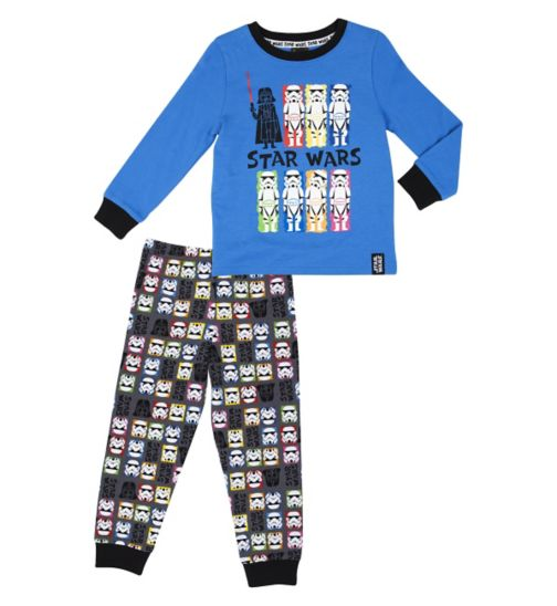Mini Club Boys Pyjamas Star Wars