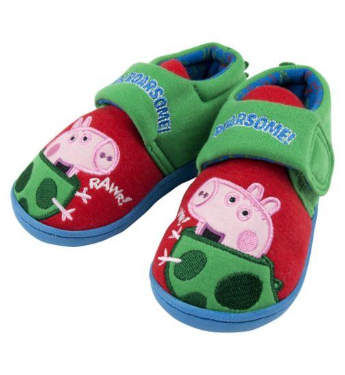 Mini Club George Pig Slippers